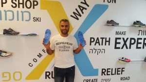 יהודה שפיר - מאמן סייקלינג בישראל